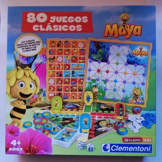 80 JUEGOS CLÁSICOS MAYA