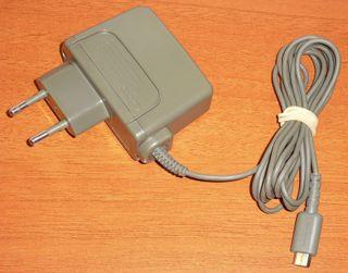 Cargador original y oficial para Nintendo DS Lite