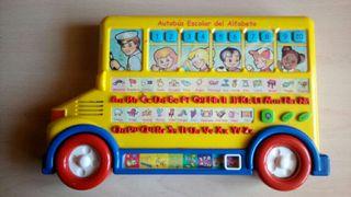 Autobús musical interactivo.