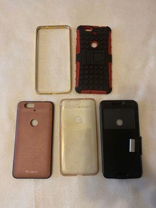 Fundas Nexus 6P Huawei