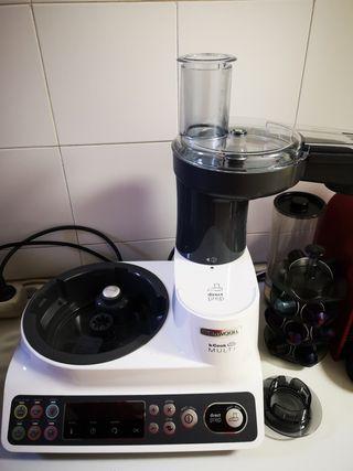 Robot de cocina kCook de Kenwood