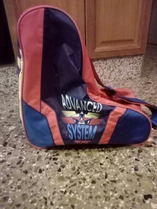 Mochila para botas de esquí