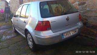 Volkswagen Golf serie 4