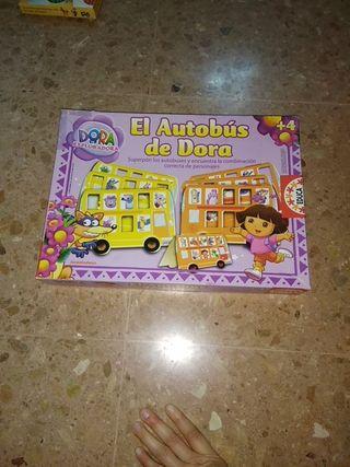 El autobús de Dora