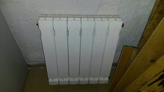 Radiadores aluminio calefacción