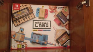 Nintendo Labo Toy-con 01 variety kit multi kit.