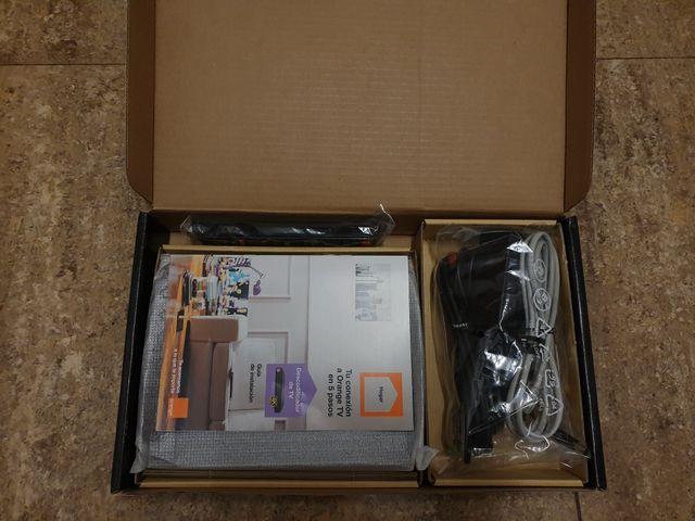 Descodificador Orange TV 4k
