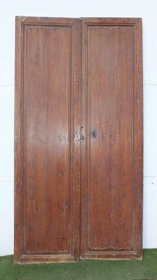 Puertas de forja de segunda mano en illora en wallapop for Puertas de paso segunda mano