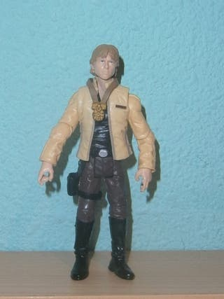 FIGURA STAR WARS LUKE SKYWALKER. BLACK SERIES.