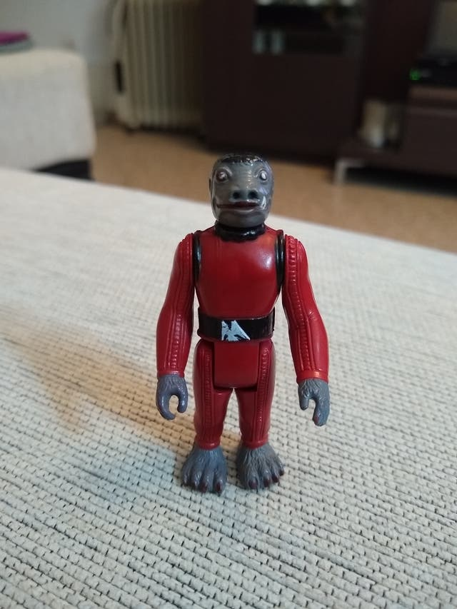 figura Star Wars vintage