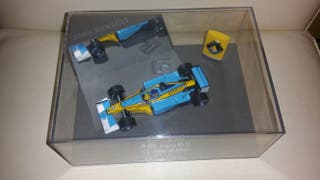 Coche F1 Team R23 Fernando Alonso (1:43)