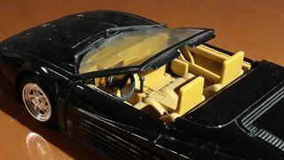 Ferrari maqueta