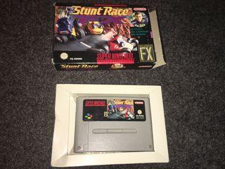 Stunt Race para Super Nintendo