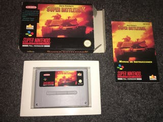 Super Battletank Super Nintendo