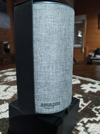 ECHO, Alexa de amazon