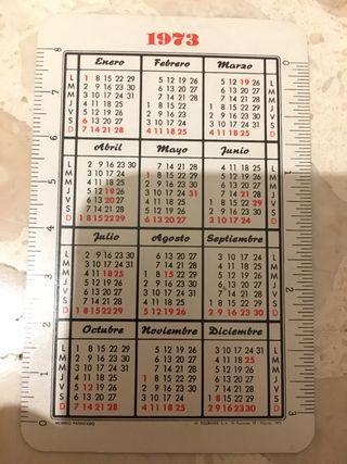 Colección de calendarios / almanaques