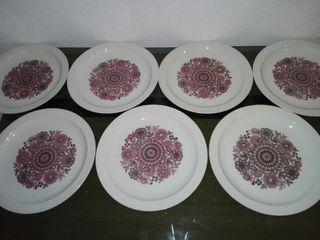 platos porcelana española