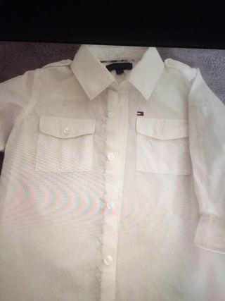 Camisa Tommy bebé