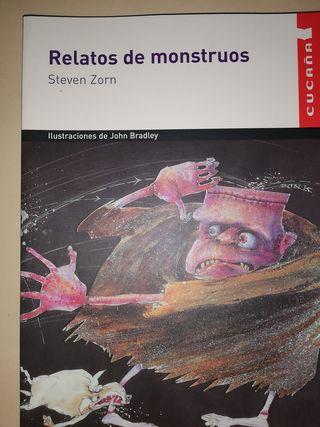 relatos de monstruos steven zorn