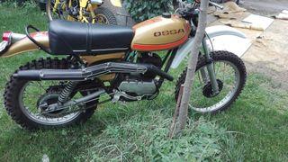 ossa 250cc superpioneer
