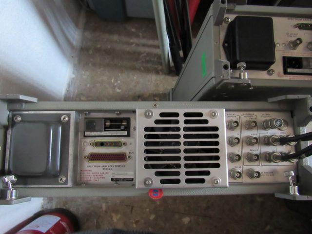 8568B Spectrum Analyzer, 100 Hz to 1500 MHz
