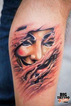 web x tattoo