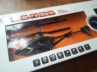 Helicóptero DRONE con cámara 3.5 canales