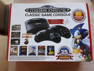 Consola Sega Megadrive