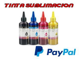 Tinta sublimacion premium
