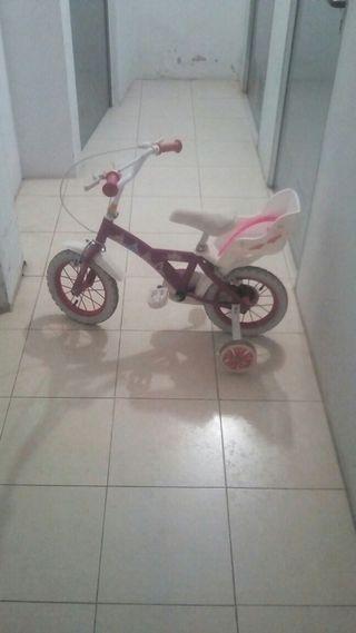 """bicicleta de 12"""""""