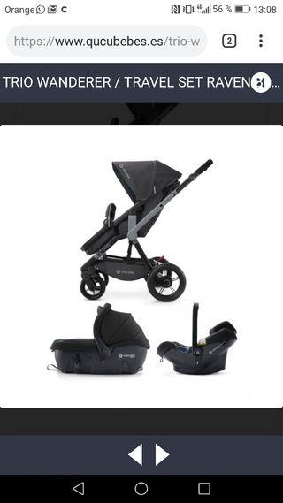 Coche de bebé Concord