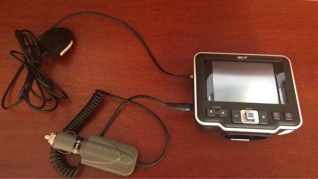 Navegador Acer d100 amb GPS