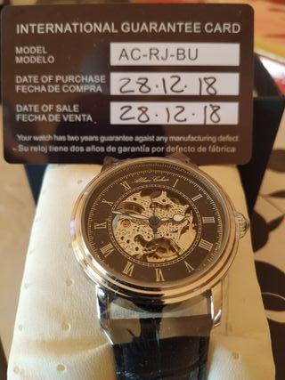 Reloj Abban Cohen Montecarlo Black
