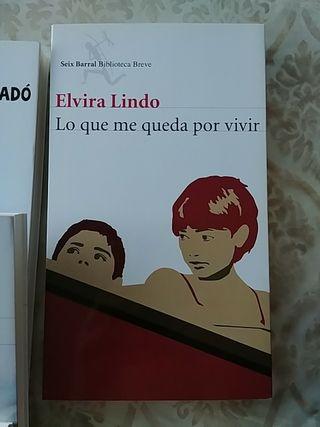 """""""Lo que me queda por vivir"""" de Elvira Lindo"""