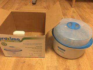 Esterilizador microondas/frío próxima baby