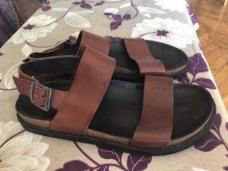 Zapatos abiertos adolfo dominguez
