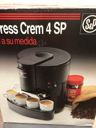 Cafetera para cafeteros