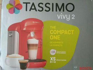 cafetera Tassimo Vivy 2 de Bosch a estrenar