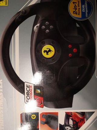 Volante Ferrari Thrustmuster