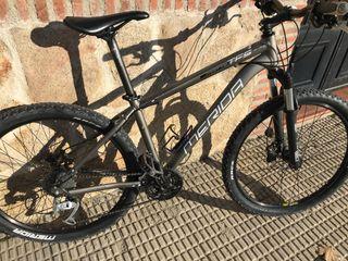 Bici Mérida con buenos componentes