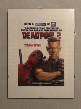 Cuadro Deadpool 2