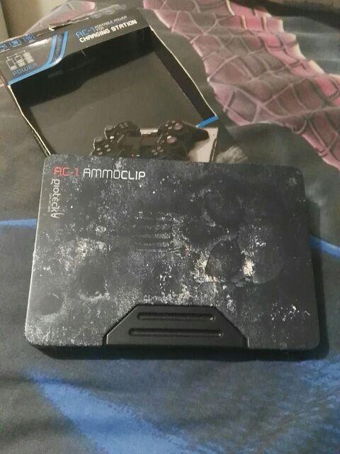 cargador mando PS3 DUAL
