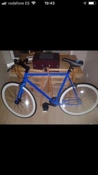 Bici fixed a estrenar