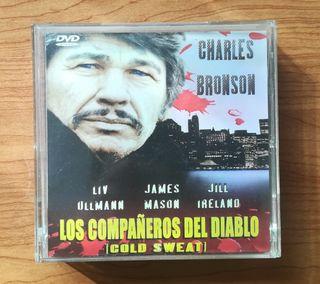 DVD películas de Charles Bronson