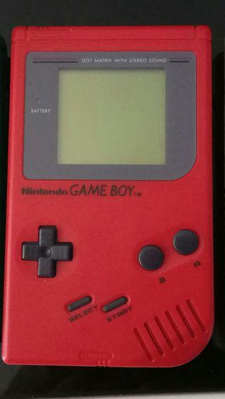 game boy roja