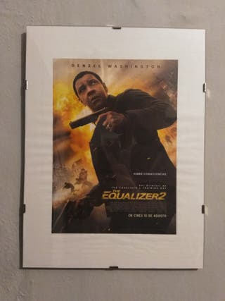Cuadro The Equalizer 2