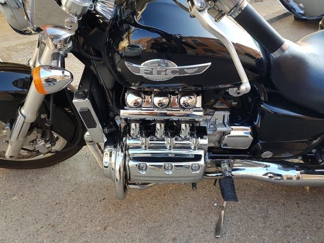 Honda F6C Valkirie 1500 gasolina. Precio convenir