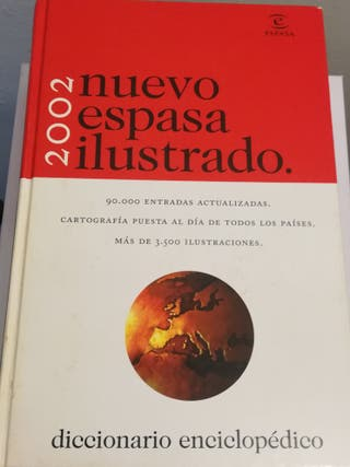 Diccionario nuevo Espasa ilustrado 2002.