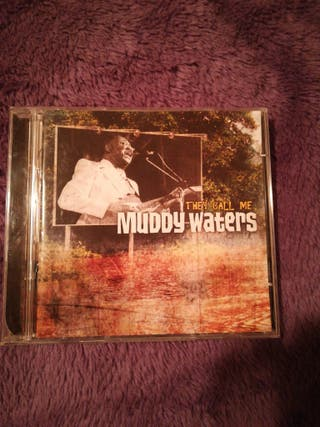 2 CDS MUDDY WATERS-THEY CALL ME
