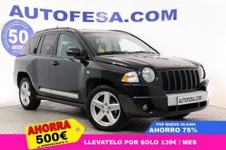 Jeep Compass 2.0 CRD 140cv 4x4 Limited 5p